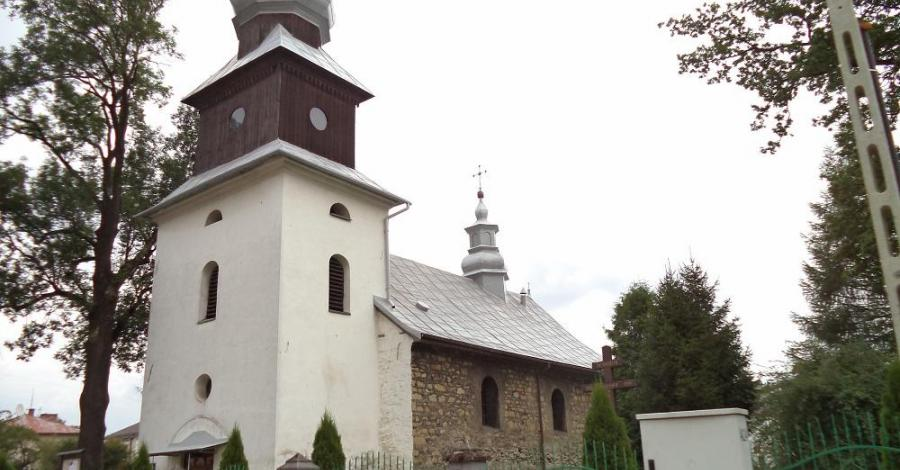 Cerkiew św. Michała w Zagórzu - zdjęcie