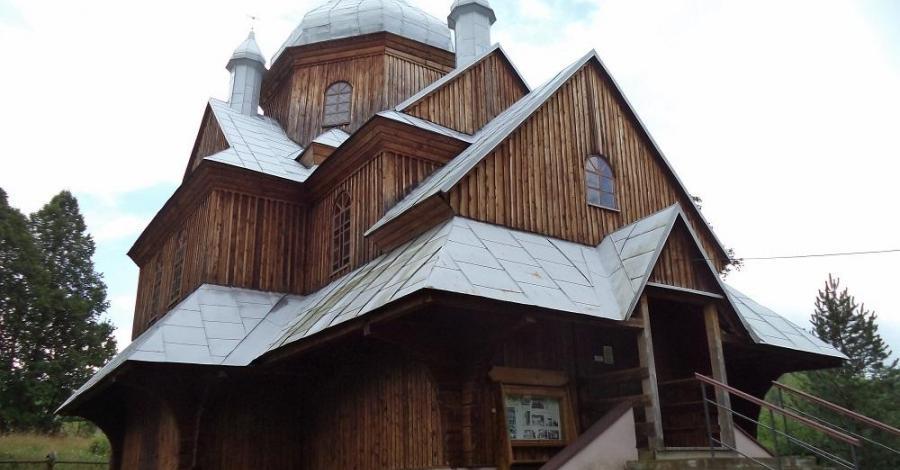 Cerkiew w Hoszowie - zdjęcie