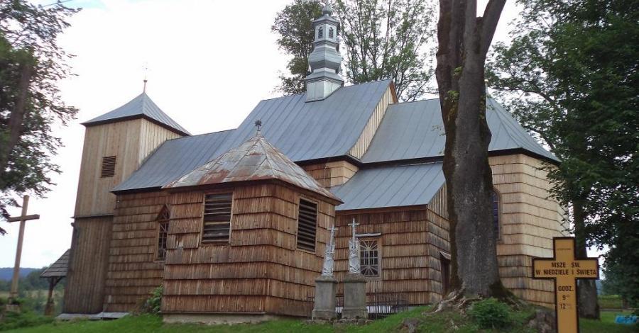 Cerkiew w Stefkowej - zdjęcie