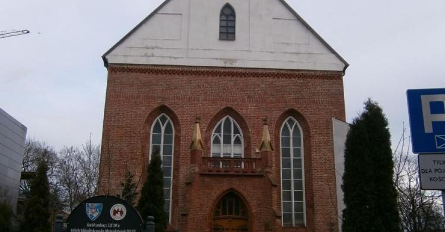 Cerkiew Zaśnięcia NMP w Koszalinie - zdjęcie