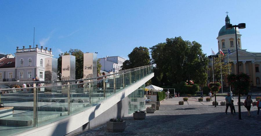 Deptak w Radomiu - zdjęcie