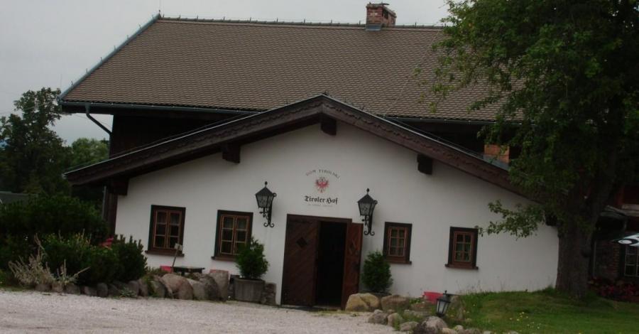 Dom Tyrolski w Mysłakowicach - zdjęcie