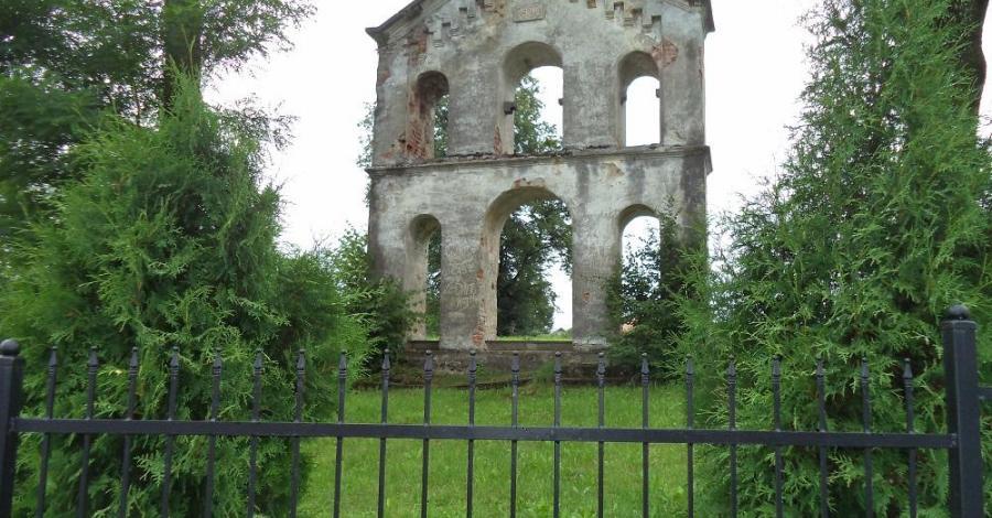 Dzwonnica w Średniej Wsi - zdjęcie