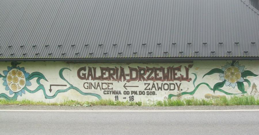 Galeria Ginących Zawodów w Rabce - zdjęcie