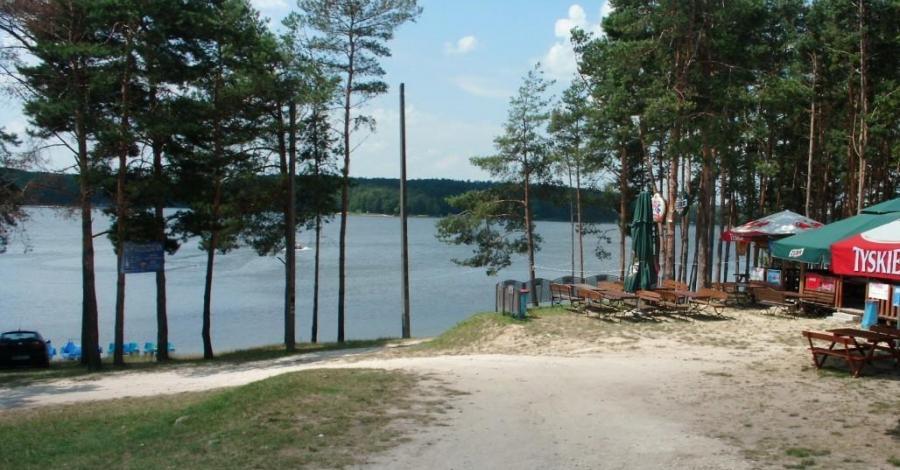 Jezioro Chańcza - zdjęcie