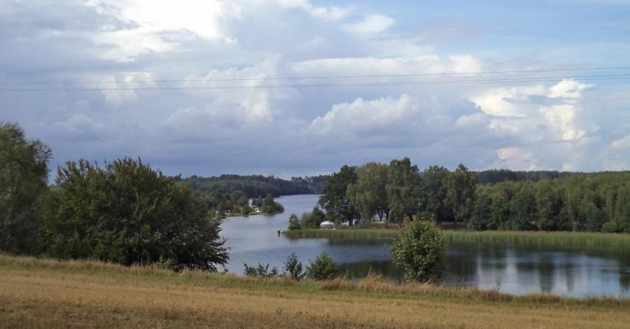 Jezioro Dobrskie - zdjęcie