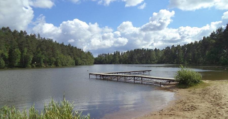 Jezioro Korzybskie - zdjęcie