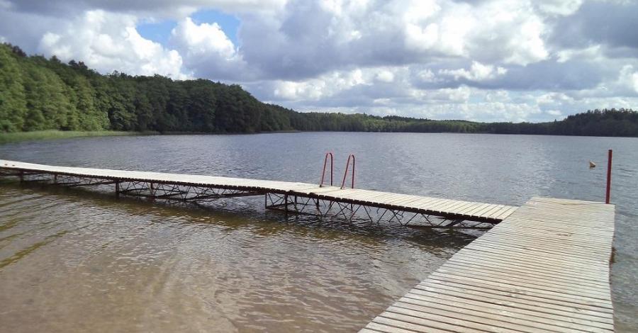 Jezioro Obłęskie - zdjęcie