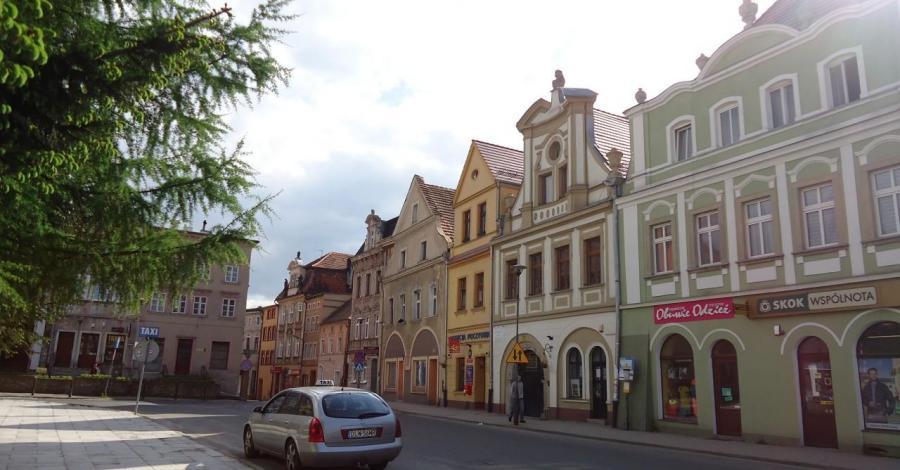 Kamienice w Gryfowie Śląskim - zdjęcie
