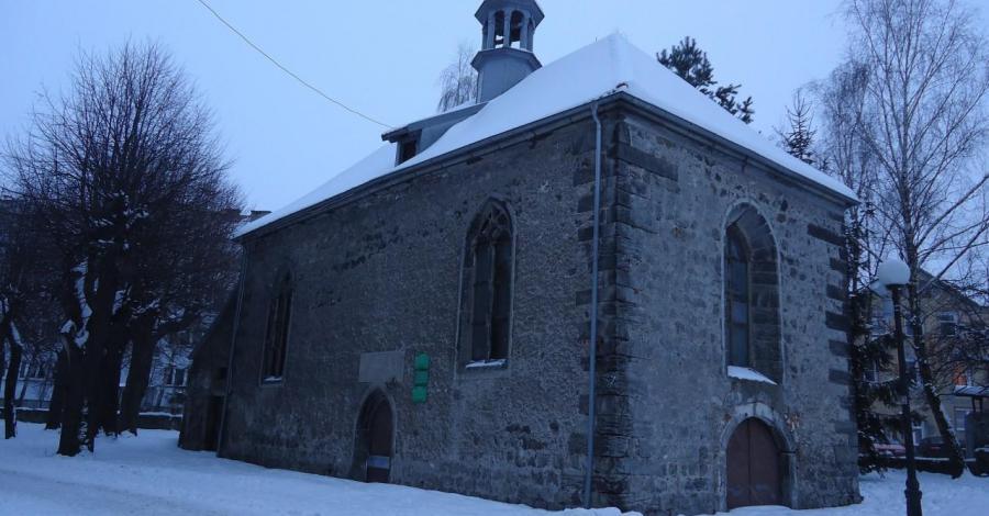 Kaplica Św. Krzyża w Lwówku Śląskim, Ela