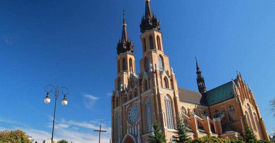 Katedra w Radomiu - zdjęcie