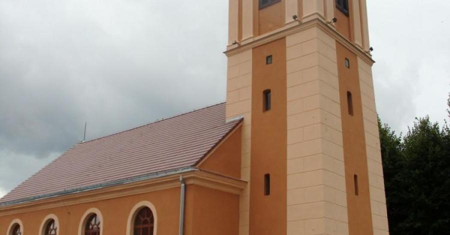 Kościół ewangelicki w Srebrnej Górze - zdjęcie