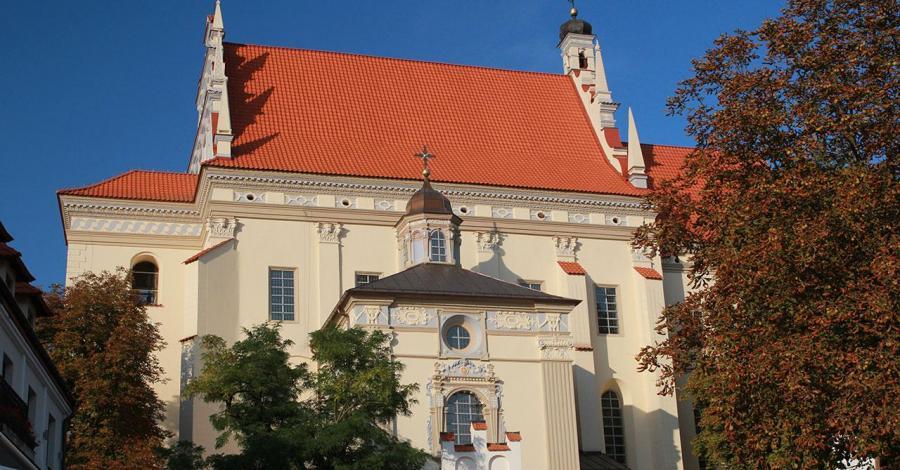 Kościół Farny w Kazimierzu Dolnym - zdjęcie