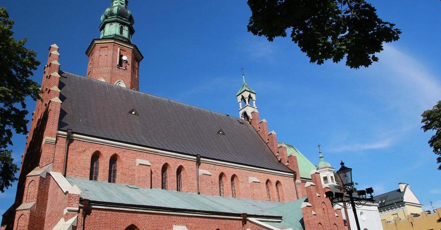 Kościół farny w Radomiu - zdjęcie
