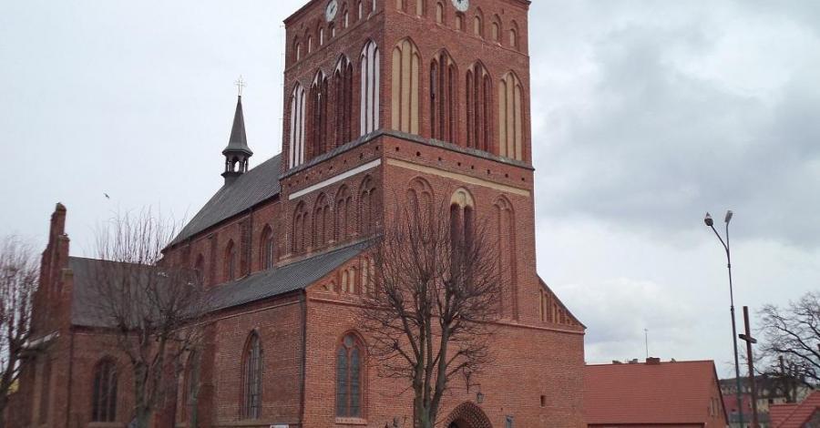 Kościół MB Nieustającej Pomocy w Świdwinie - zdjęcie