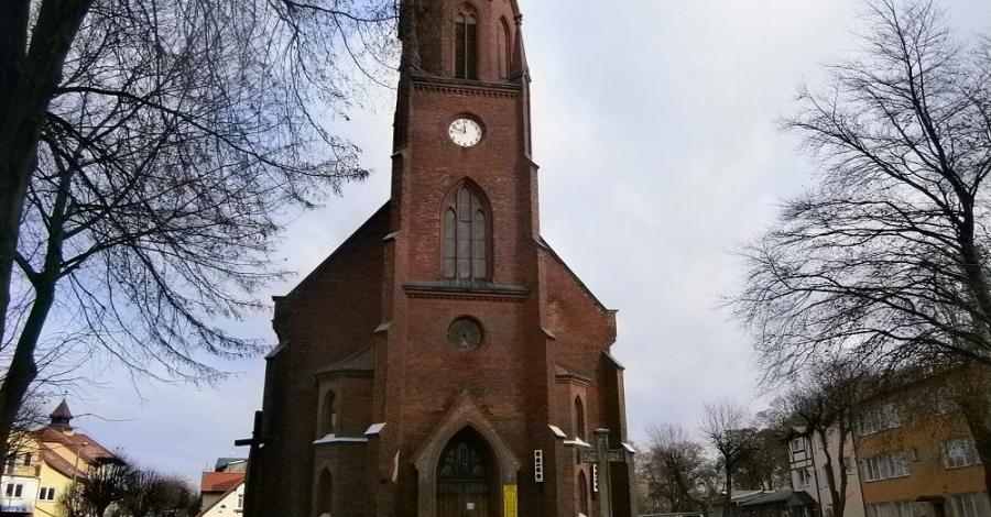 Kościół Najświętszego Zbawiciela w Ustce, Danusia