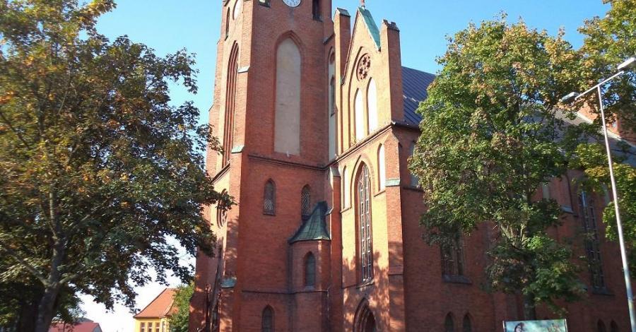 Kościół NMP w Lęborku - zdjęcie