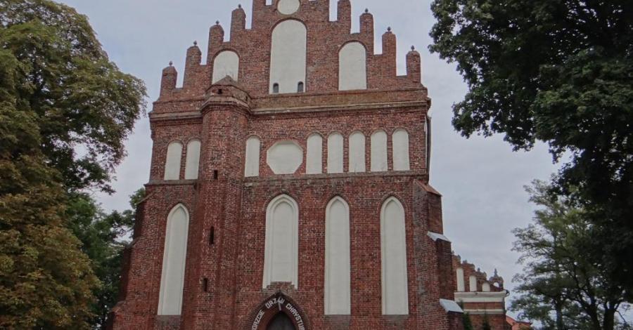 Kościół Św. Anny w Radzyniu Chełmińskim - zdjęcie