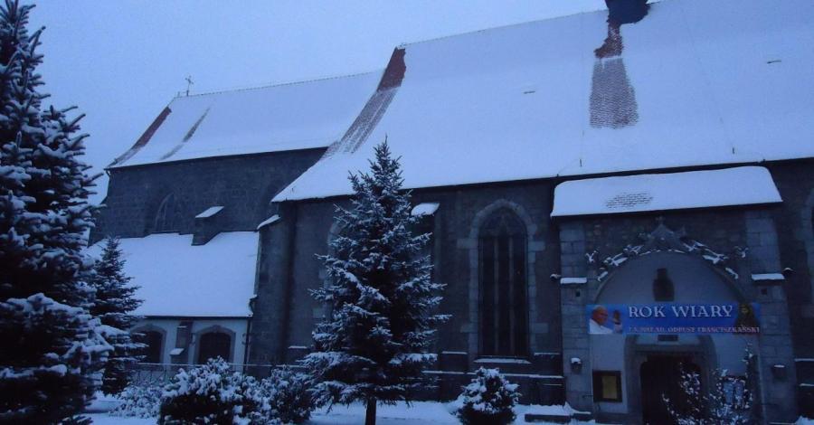 Kościół Św. Franciszka w Lwówku Śląskim - zdjęcie