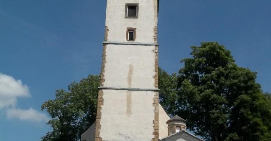 Kościół Św. Jana Chrzciciela w Komarnie - zdjęcie