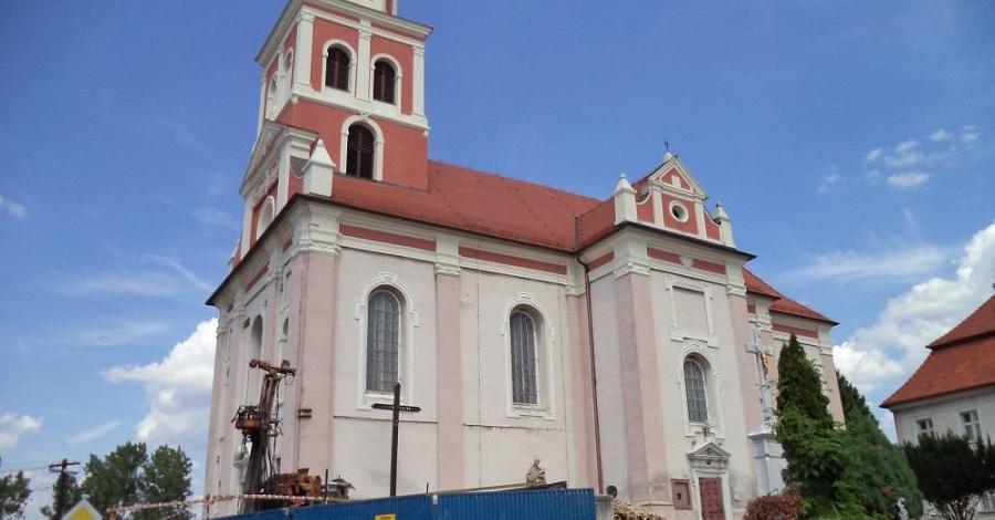 Kościół Św. Jerzego w Prószkowie - zdjęcie