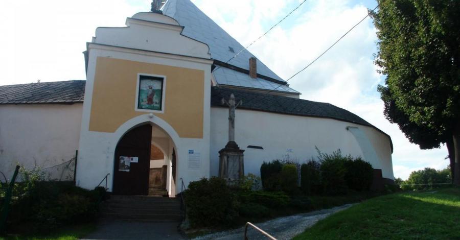 Kościół Św. Marcina w Żelaźnie - zdjęcie