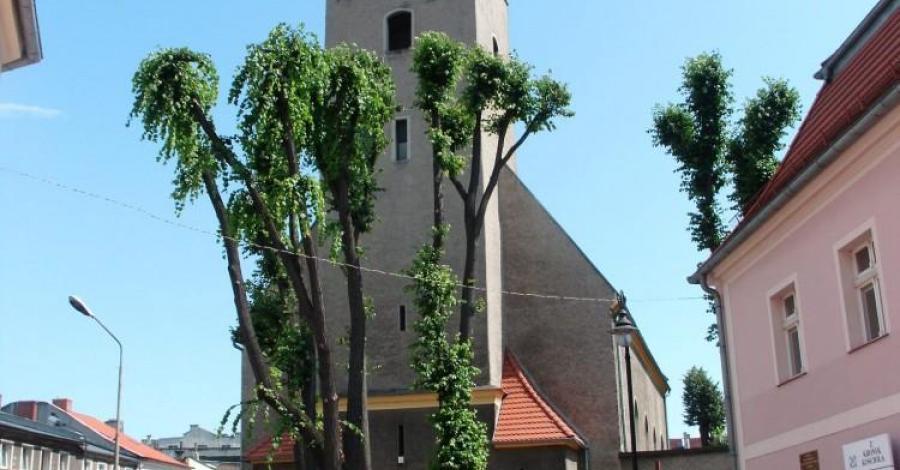 Kościół Św. Piotra i Pawła w Kamiennej Górze - zdjęcie