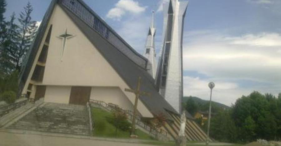 Kościół Św Stanisława Kostki w Limanowej - zdjęcie