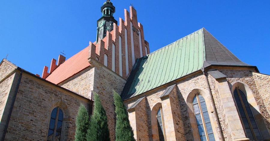 Kościół Św. Zygmunta w Szydłowcu - zdjęcie