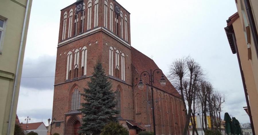 Kościół w Drawsku Pomorskim - zdjęcie