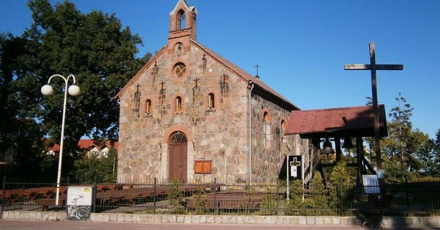 Kościół w Rowach - zdjęcie