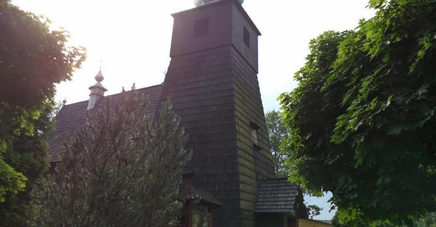 Kościół w Średniej Wsi - zdjęcie