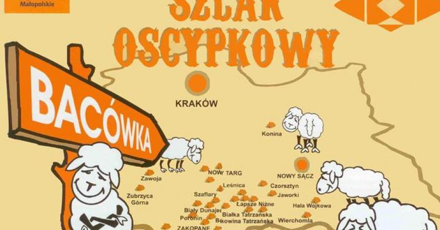 Małopolski Szlak Oscypkowy - zdjęcie