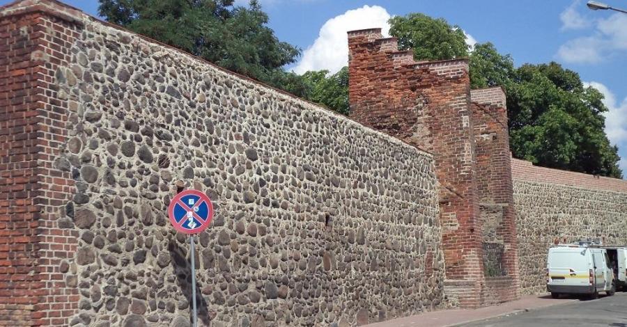 Mury Miejskie w Gorzowie Wielkopolskim - zdjęcie