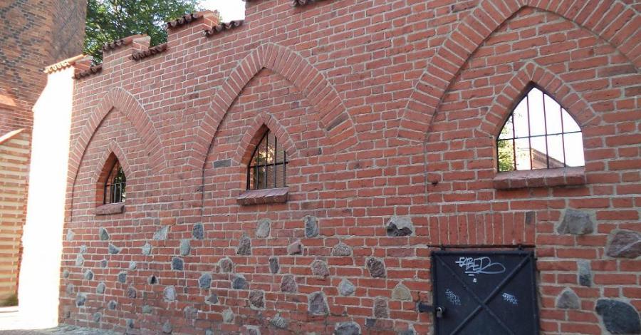 Mury miejskie w Lęborku - zdjęcie