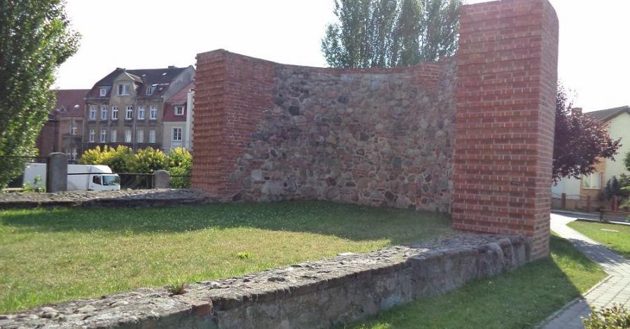Mury obronne w Świebodzinie - zdjęcie