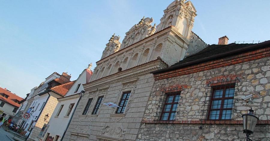 Kamienica Celejowska w Kazimierzu Dolnym - zdjęcie