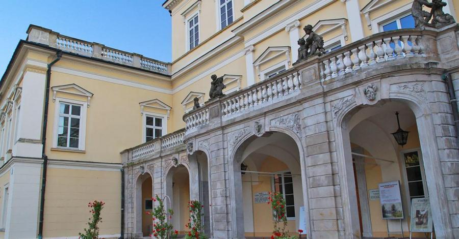 Pałac Czartoryskich w Puławach - zdjęcie