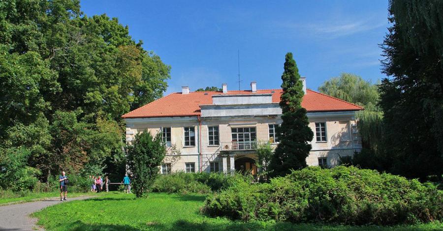 Pałac w Maciejowicach - zdjęcie