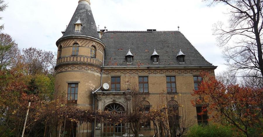 Pałac w Wolbromowie - zdjęcie