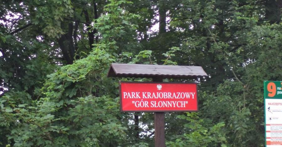 Park Krajobrazowy Gór Słonnych - zdjęcie