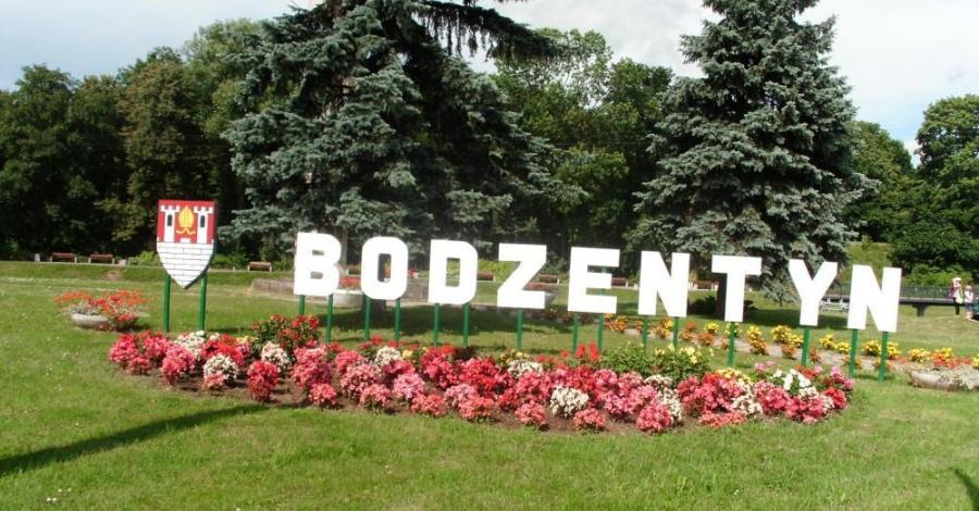 Park Miejski w Bodzentynie - zdjęcie