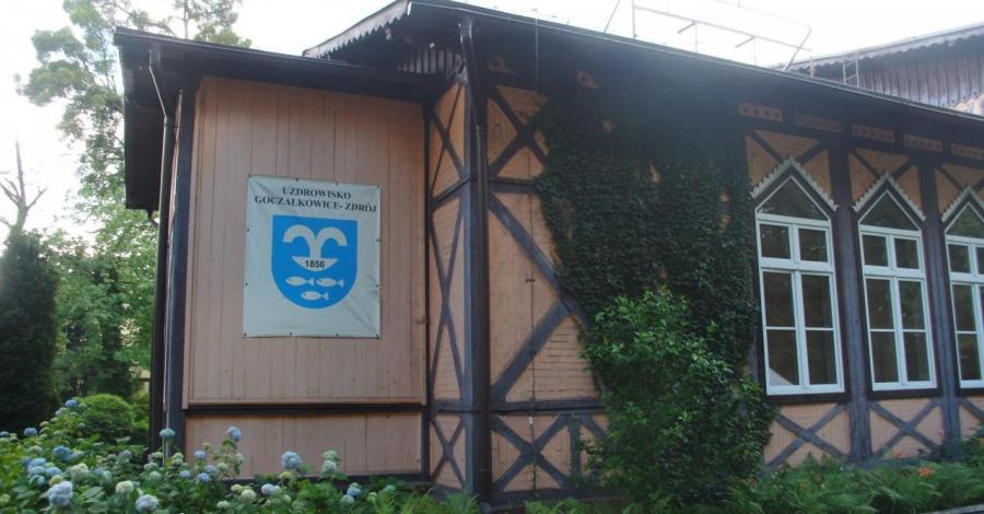 Pawilon sanatoryjny Wrzos w Goczałkowicach - zdjęcie