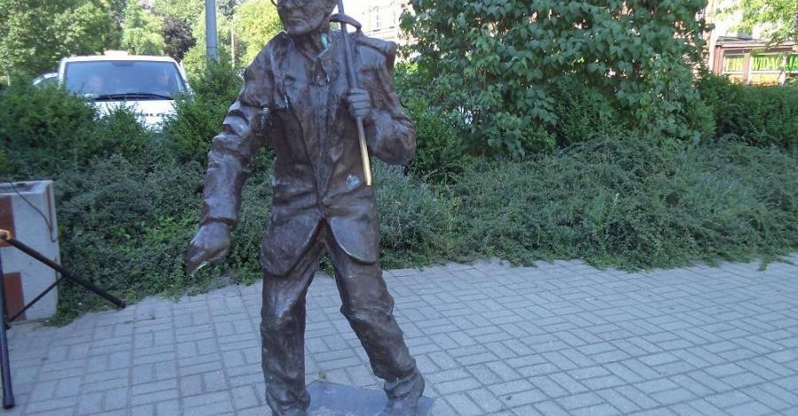 Pomnik kloszarda w Gorzowie - zdjęcie