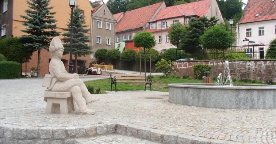 Pomnik żołnierza w Srebrnej Górze - zdjęcie