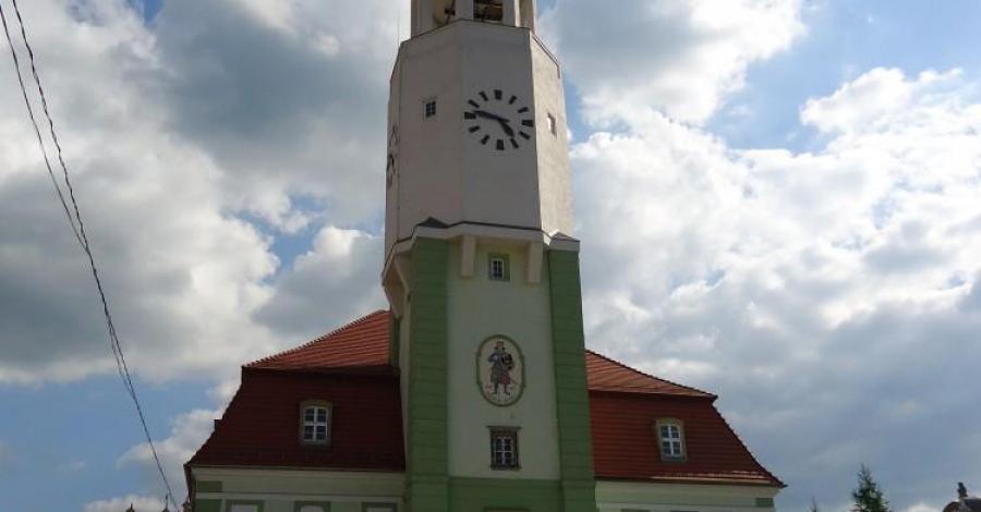 Ratusz w Gryfowie Śląskim - zdjęcie