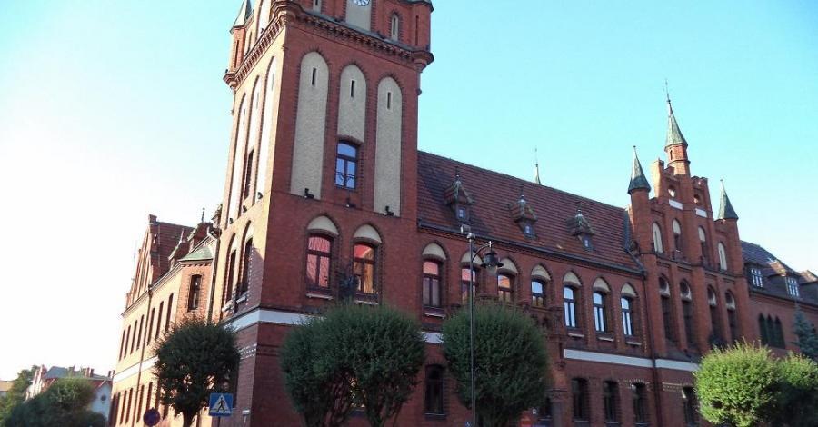Ratusz w Lęborku - zdjęcie