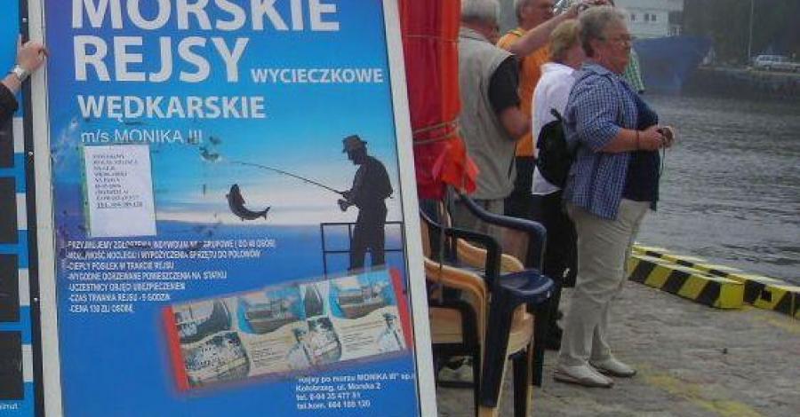 Rejsy w Kołobrzegu - zdjęcie