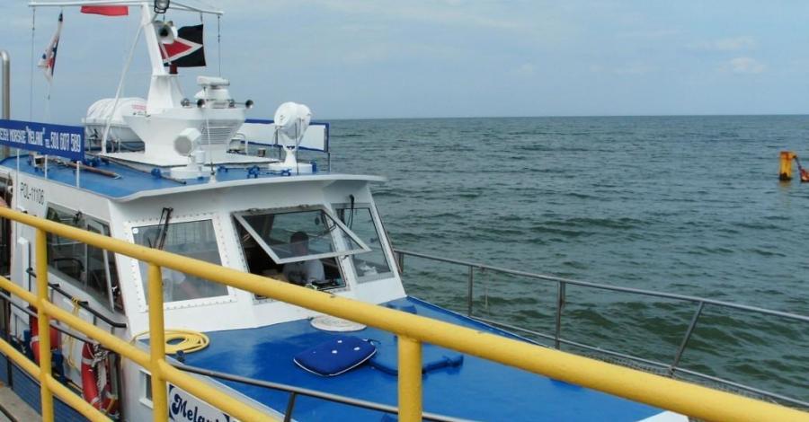 Rejsy w Ustroniu Morskim - zdjęcie