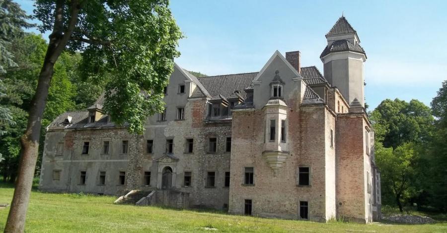 Renesansowy pałac w Wojcieszowie - zdjęcie